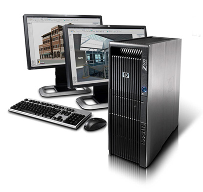 HP Z600 Workstation Review | CG Channel