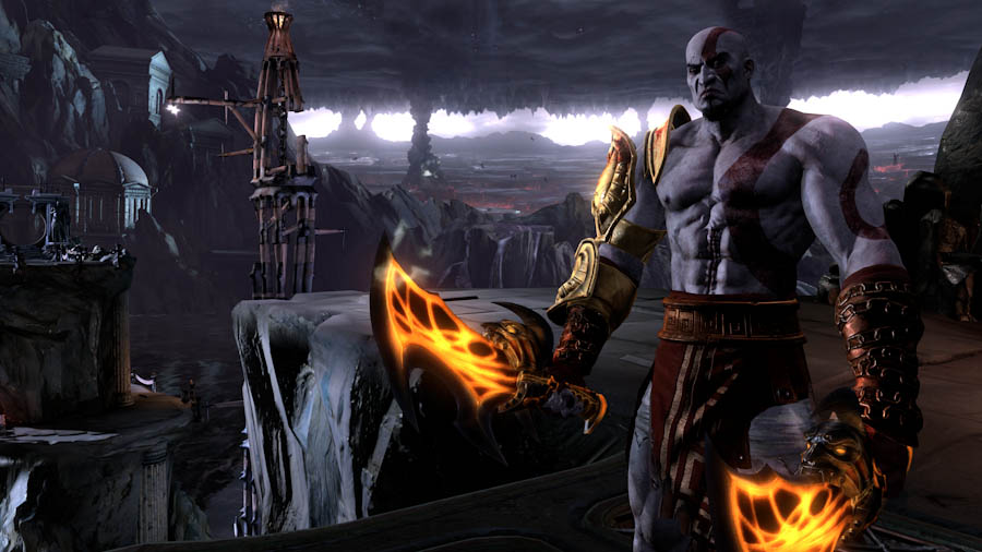 god of war 3. God of War 3 takes place