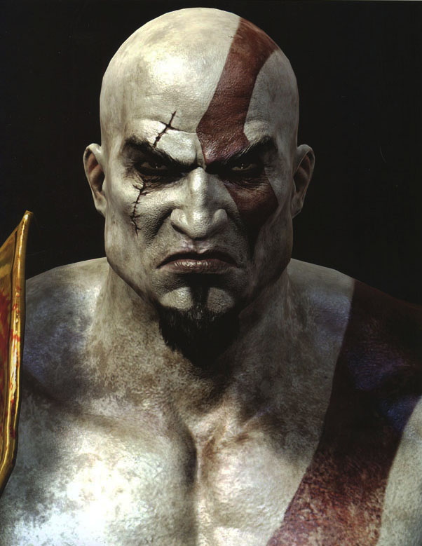 Review: The Art of God of War III | CG Channel