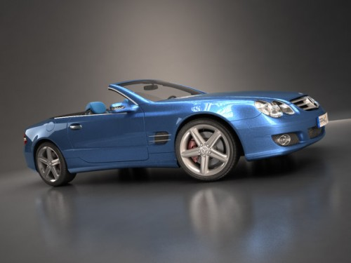 110628_VRay_SL500_CarPaint_Final