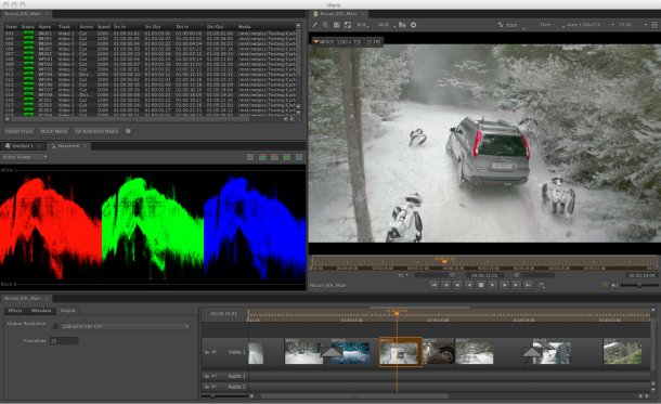 the foundry unveils new timeline tool for nuke cg channel