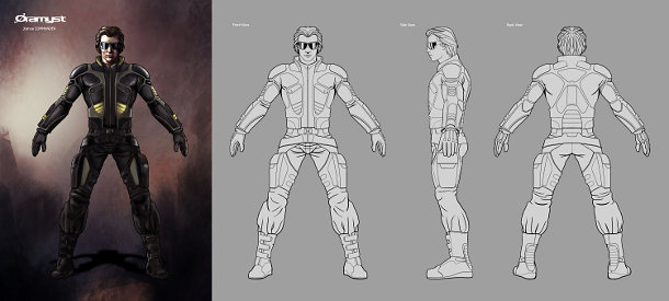 3D Modeling Reference http://www.cgchannel.com/2012/01/oramyst-launches-royalty-free-character-design-site/