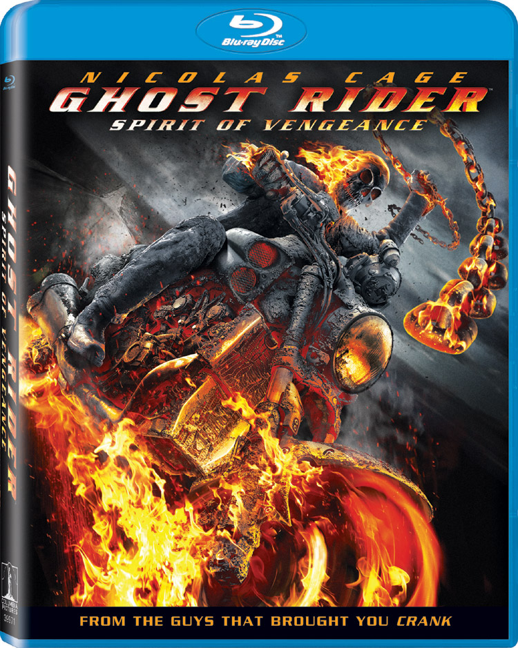 Blu-ray review: Ghost Rider – Spirit of Vengeance | CG Channel