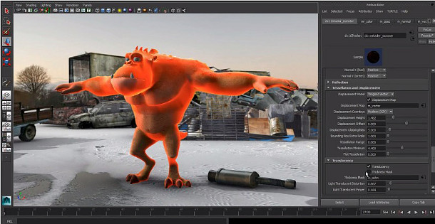 Autodesk announces new features of Maya 2014 | CG Channel