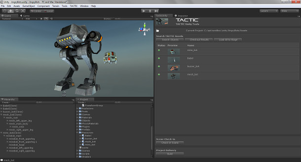 Southpaw Tech Announces Tactic Aware For Unity Cg Channel