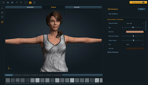 3d female body creator movie search engine at for 3d building creator