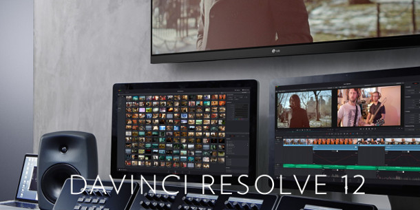 Blackmagic Design Releases Davinci Resolve 12 In Beta Cg Channel