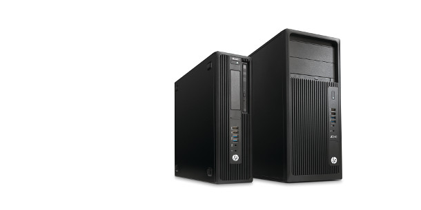 HP announces new Z240 entry-level pro workstations | CG Channel