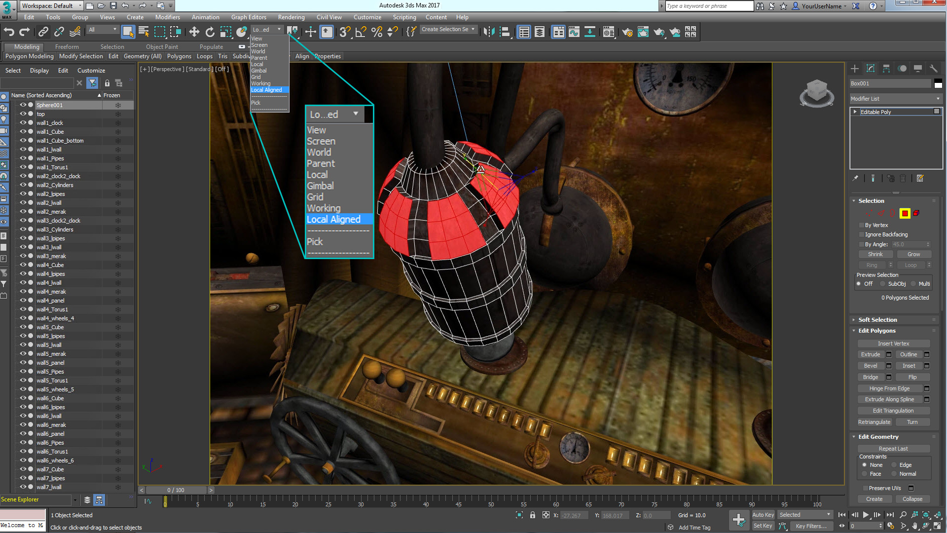 Autodesk ships 3ds Max 2017 | CG Channel