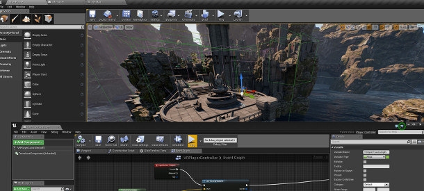 Discover how to create VR games in Unreal Engine | CG Channel