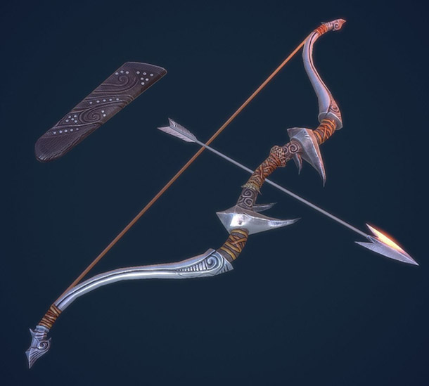 160825_CGTraderBestFree3DModels_bow