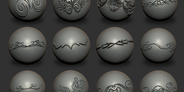 Download 221 free custom ZBrush brushes | CG Channel