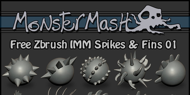 download 24 free zbrush brushes for sculpting monsters cg channel