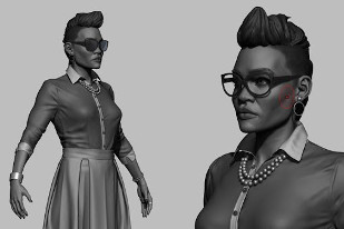 170103_Gnomon_Workshop_Character_Modeling_For_Production