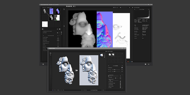 Rendering Systems releases ShaderMap 4 2 | CG Channel