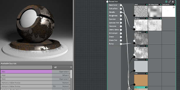 Author PBR materials in your browser with Material-Z com | CG Channel