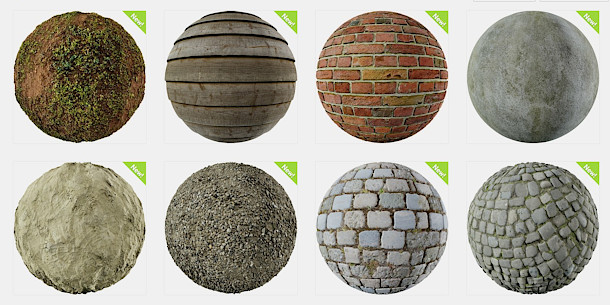 Download 50 Free 8k Pbr Textures From Texture Haven Cg Channel