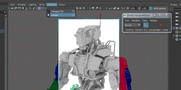 Autodesk ships Maya 2018 4 and Maya LT 2018 4 | CG Channel
