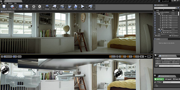 Otoy unveils OctaneRender 2019 for Unreal Engine | CG Channel