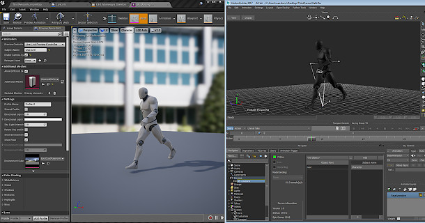 Epic Games ships free MotionBuilder Live Link for UE4 | CG Channel
