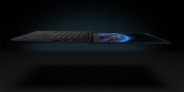 Lenovo unveils the ThinkPad P1 | CG Channel