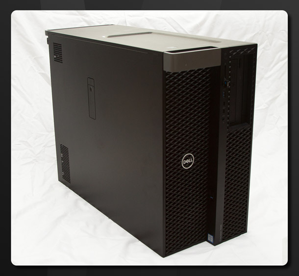 Review: Dell Precision 7920 Tower workstation | CG Channel