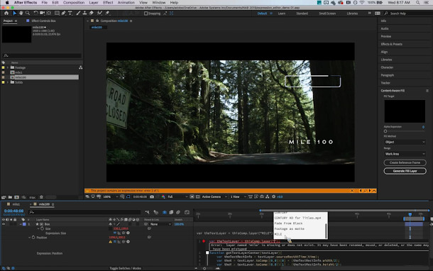 gpu acceleration after effects 2019