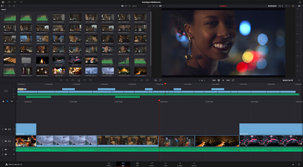 Blackmagic Design ships DaVinci Resolve 16 0 | CG Channel
