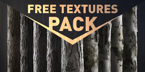 Download 24 free terrain assets and 17 free tree models | CG