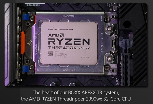 Review: BOXX APEXX T3 workstation | CG Channel