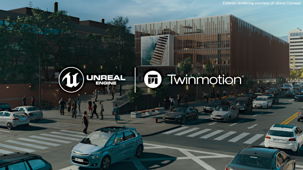 Epic Games buys Twinmotion | CG Channel